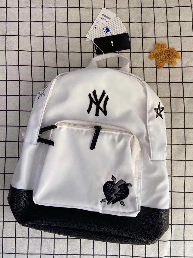 MLB双肩背包 洋基队运动包