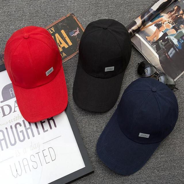 經典旅行棒球帽 春夏遮陽帽 情侶帽戶外活動帽 鴨舌帽