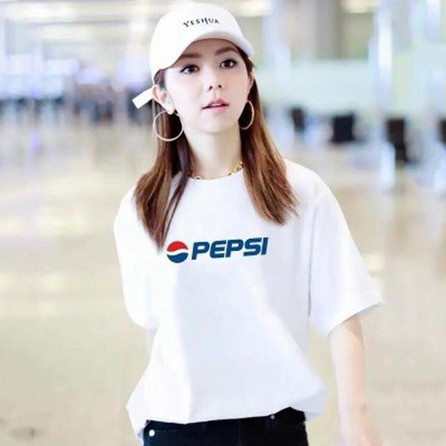 0617 男女情侶款 大碼(S-4XL)純棉印花短袖T恤(2色)