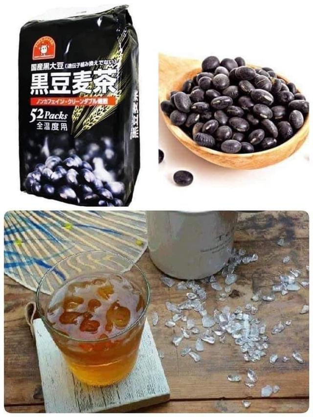 日本伊福黑豆麥茶(10gx52袋入)