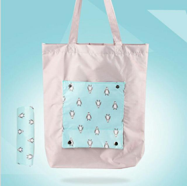 折疊收納購物袋(隨機出貨)