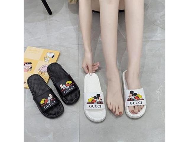 G牌米奇聯名款防滑拖鞋