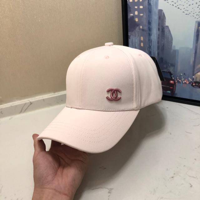 香奈儿Chanel原单棒球帽,鸭舌帽,刺绣logo高端大牌范儿,男女通用,跑量款