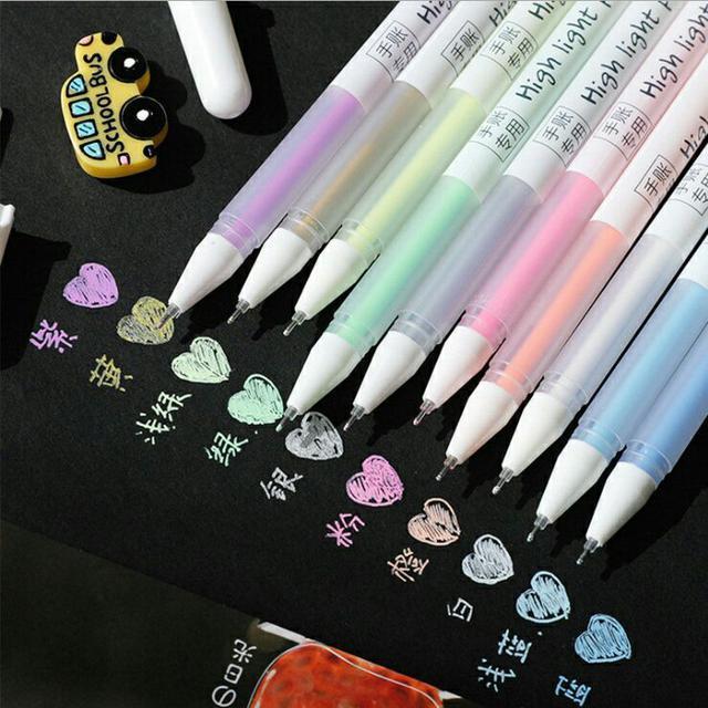 彩色手帳筆0.5mm