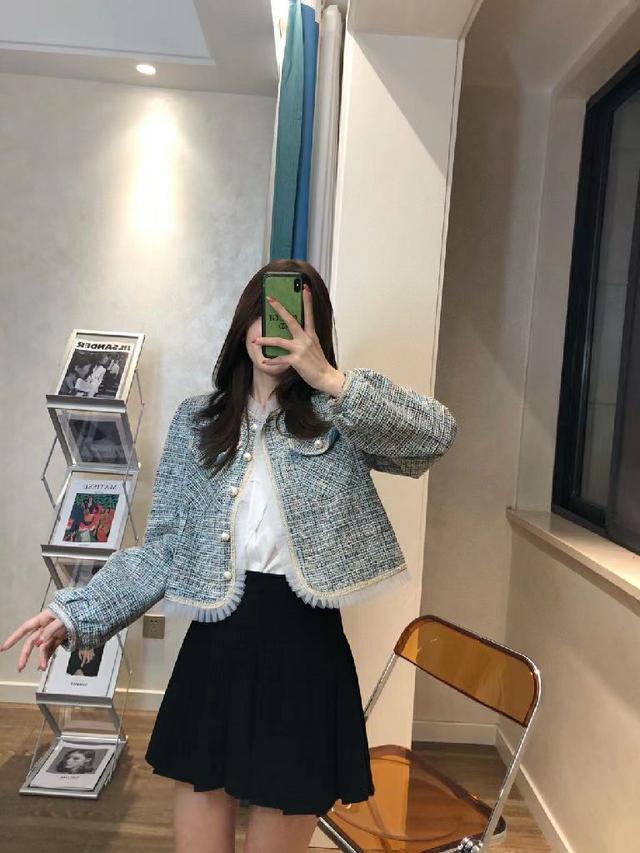 名媛小香風外套