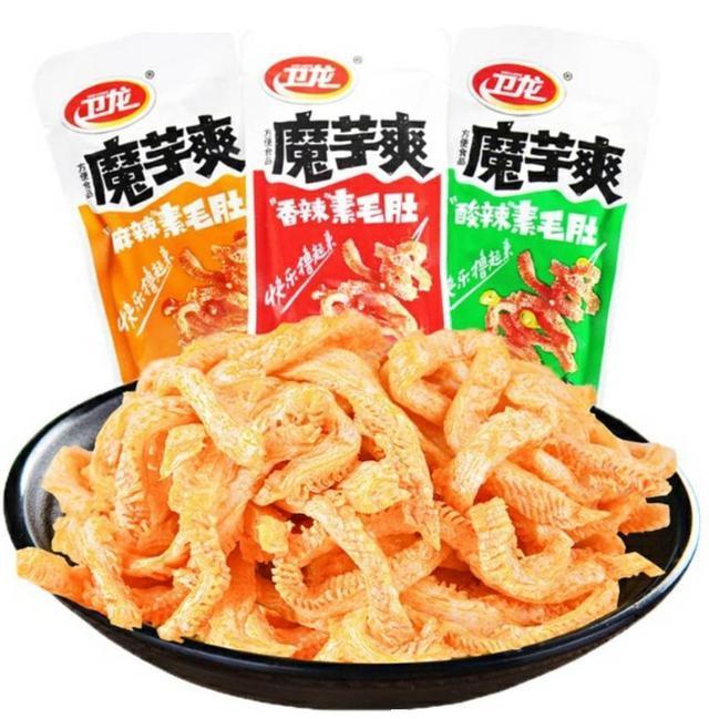 大陸零食-魔芋爽20包/盒裝
