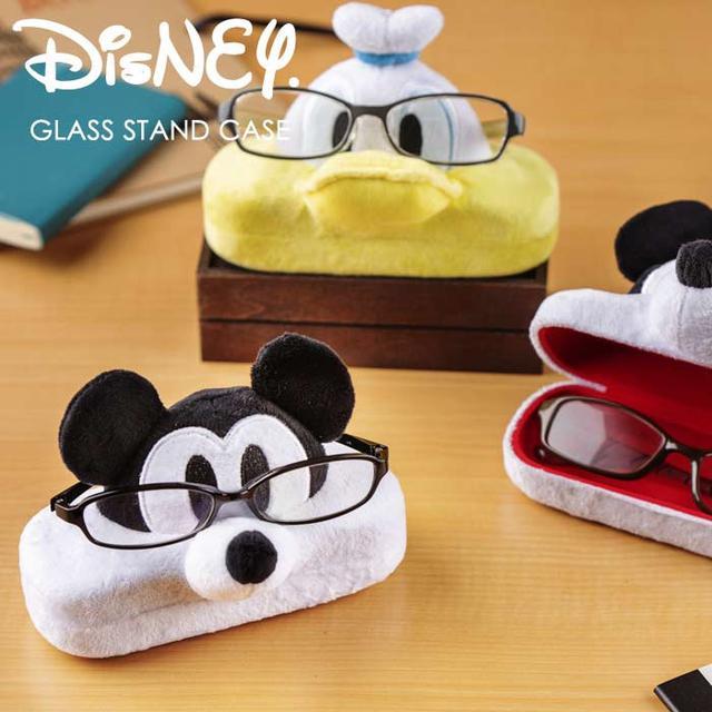 日本🇯🇵迪士尼系列人偶眼鏡盒眼鏡架(10個)