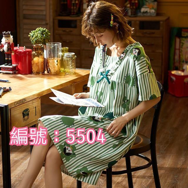 大尺碼 2020新款❤️公主風睡衣 M~4XL