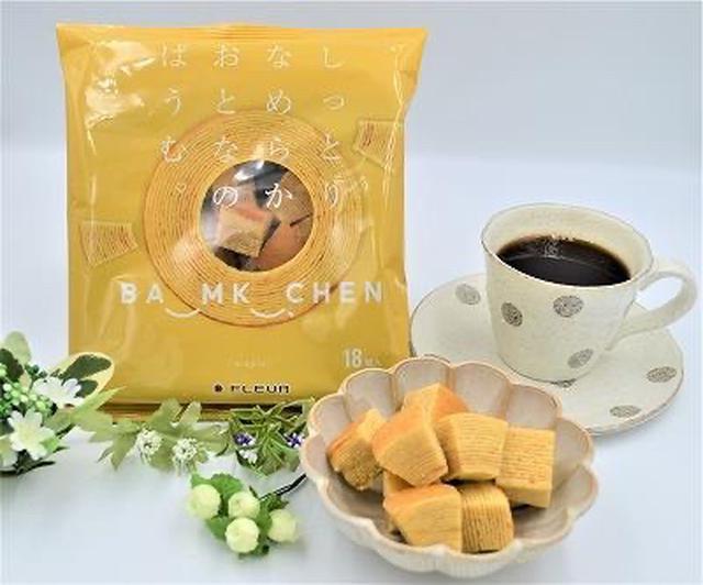 日本🇯🇵 FLEUR 一口吃濕潤年輪蛋糕-12袋組