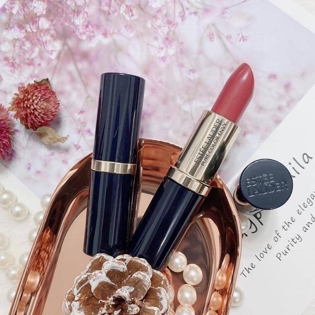 雅詩蘭黛 絕對慾望奢華潤唇膏2.8g #420玫瑰荔枝色