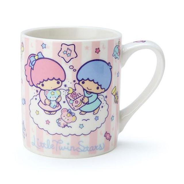 🌟双子星陶瓷馬克杯/230ml