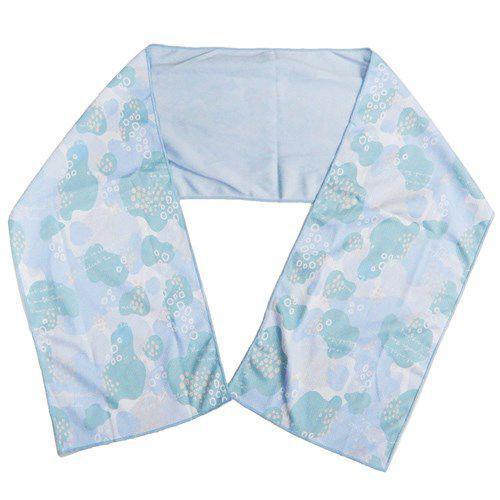 泡泡 涼感巾 毛巾