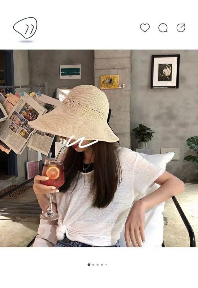 🌟卷卷防曬帽