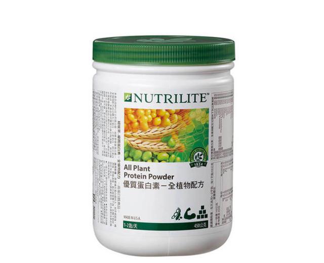 優質蛋白素─全植物配方