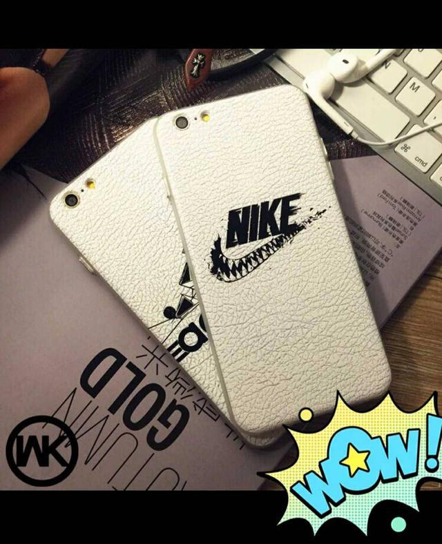 香港WK潮牌阿迪達斯耐克蘋果6s/6p手機殼