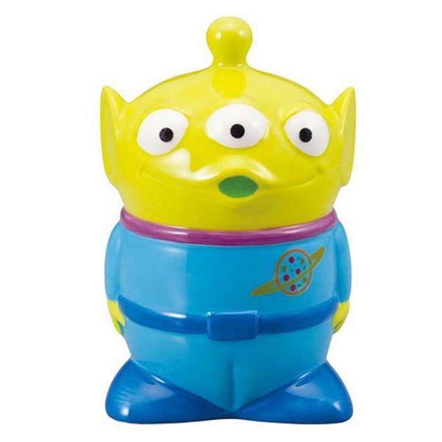 現貨 日本 迪士尼 玩具總動員 三眼怪 陶瓷 存錢筒