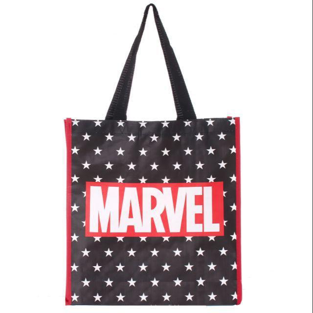 現貨漫威 MARVEL輕便手提袋環保購物袋
