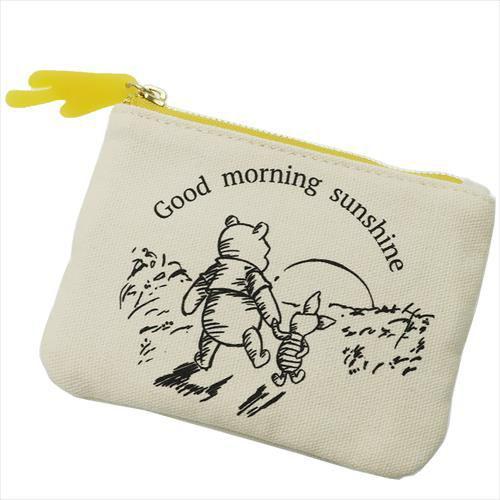 小熊維尼 零錢包 面紙套