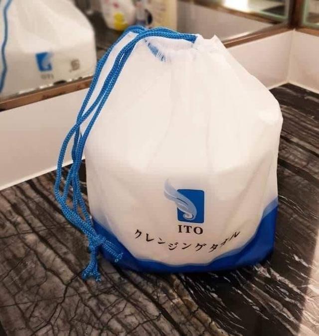 外銷日本一次性純棉洗臉巾80抽