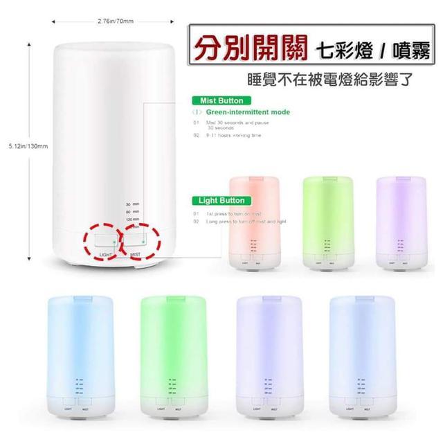 (預購S) 無印USB靜音定時大容量加濕器