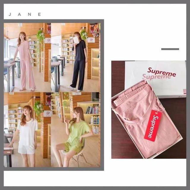 【Supreme·冰絲三件套】禮盒裝   