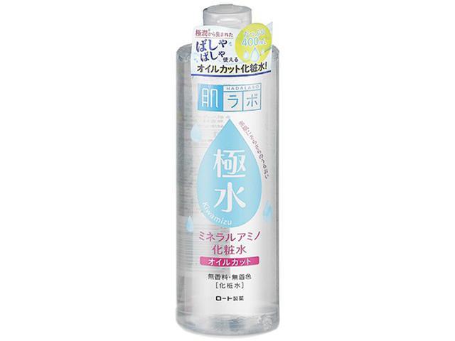 ROHTO肌研 極水保濕化粧水