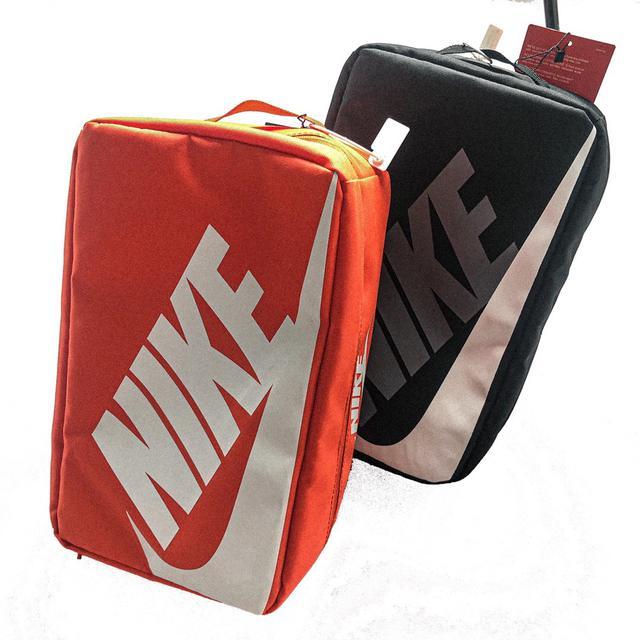 NIKE SHOE BOX BAG 耐克包鞋袋鞋盒健身包手提包
