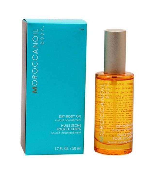 #現貨500瓶 摩洛哥優油 輕盈身體護膚油(含噴頭)