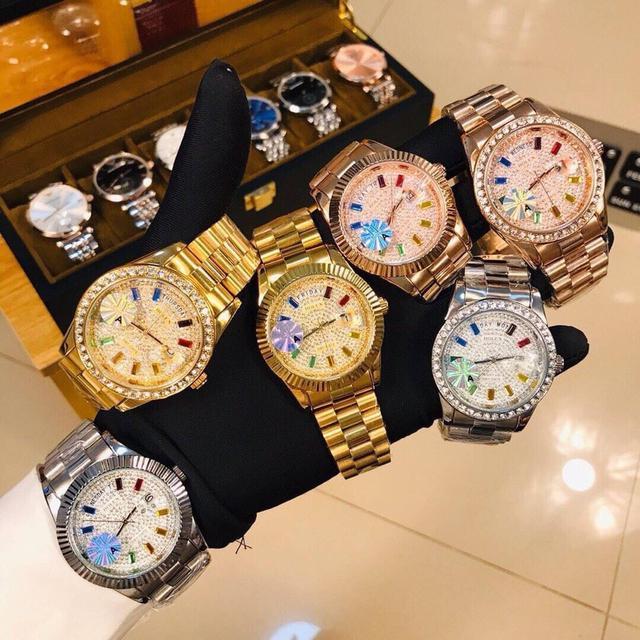 阿瑪尼男士手錶 📌真三眼 6針多功能機芯,日曆,跑秒