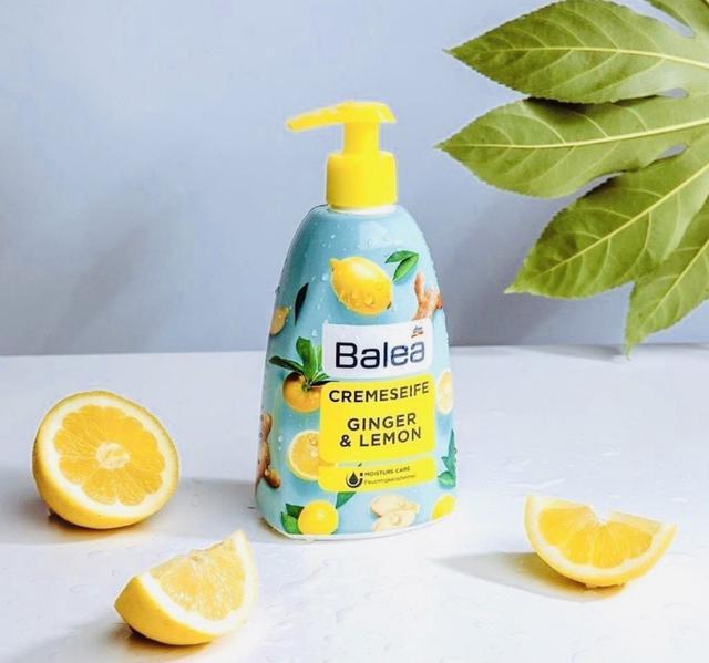 德國Balea檸檬生薑洗手乳 500ml