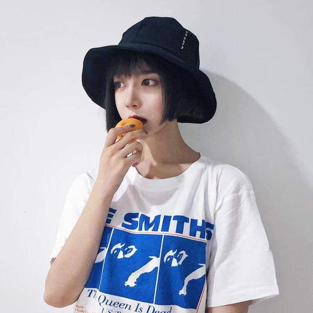 日系休閒漁夫帽