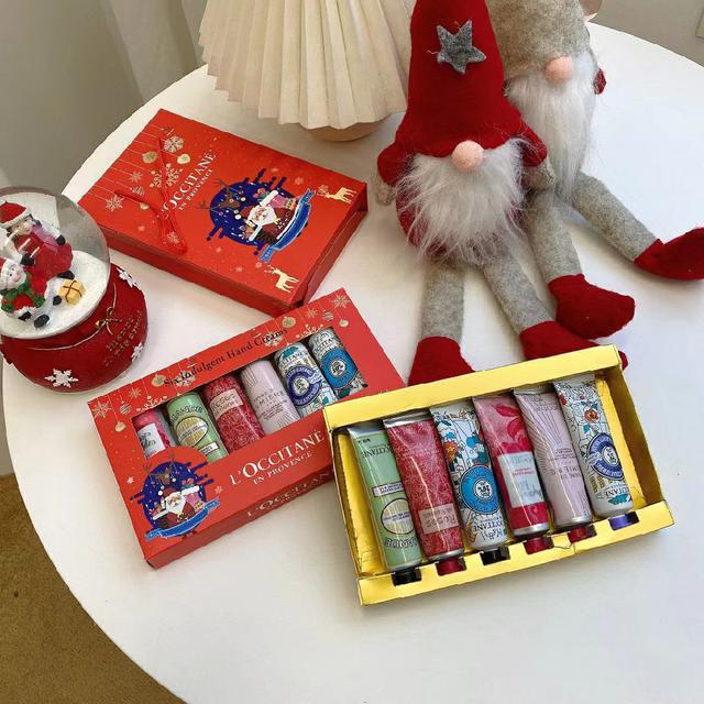 歐舒丹聖誕禮盒護手霜
