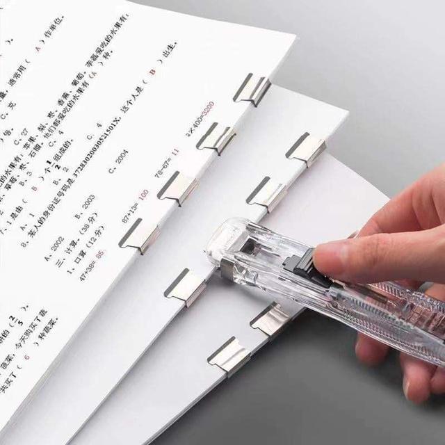 (預購S) G876 - 辦公必備透明推夾器