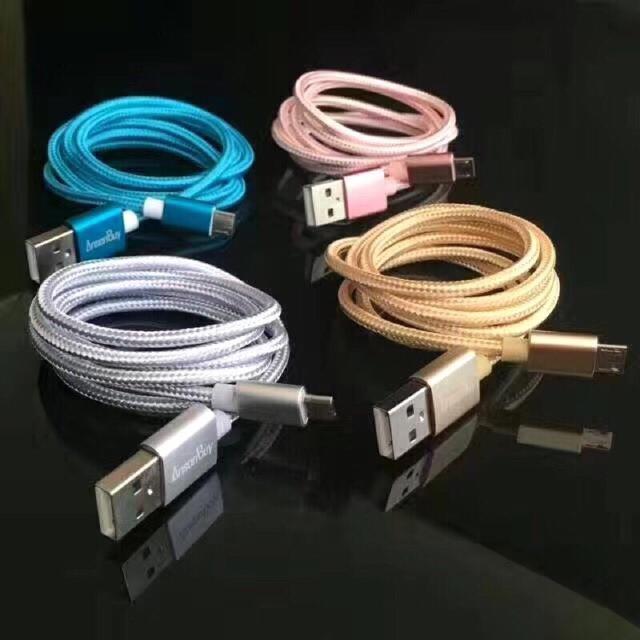 100/150公分 micro USB 安卓充電線  傳輸線  支援快充 穩定充充電