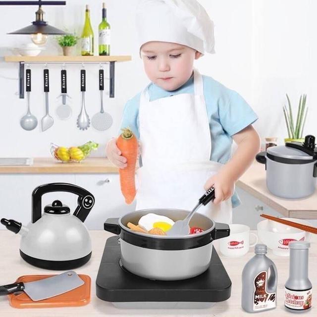 寶寶廚具小天地36件組