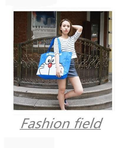 哆啦A夢大型購物袋