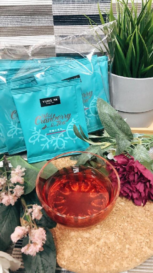 永發野艷紅莓茶