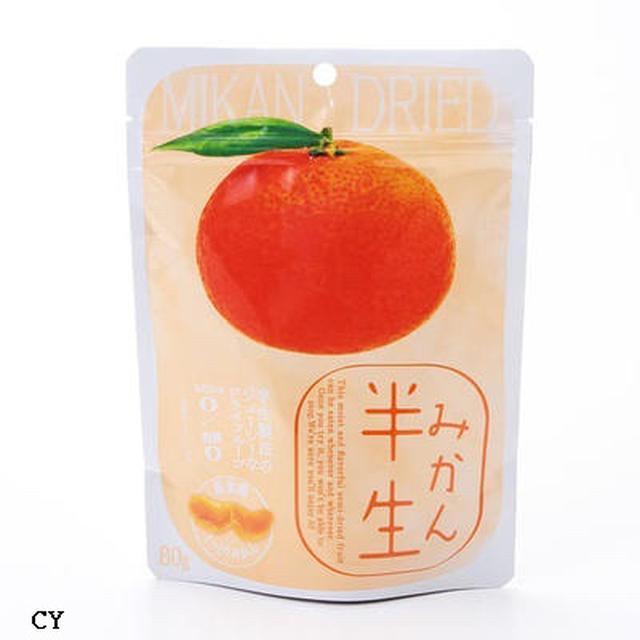 新食感 半生蜜柑果乾 80g 5入/組