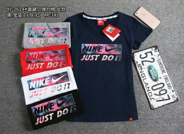 2018 Nike 外貿單 女款莫戴爾棉短袖上衣