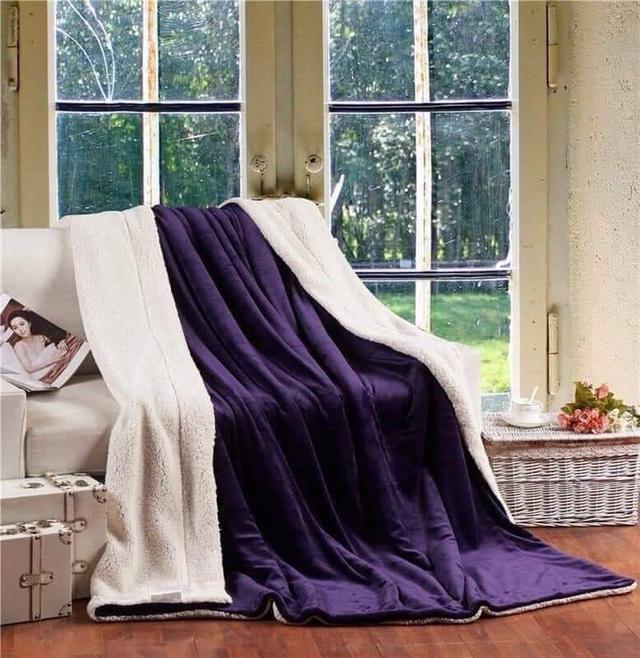 高品質雙面毯