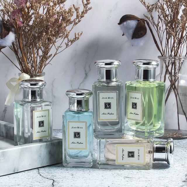 藍風鈴香水男士香水女持久淡香清新自然體香女人味