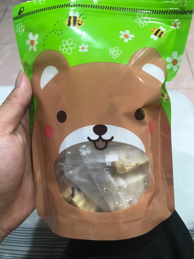 QQ雪花餅