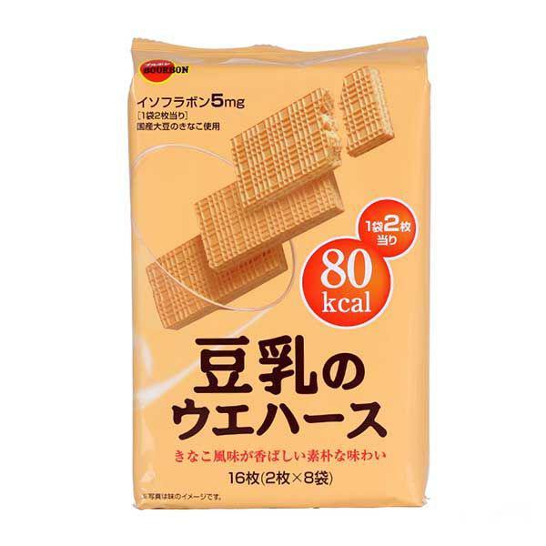 北日本 豆乳威化餅