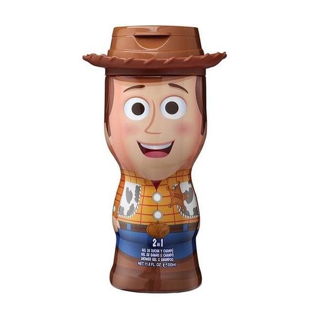 預購Toy Story 4 Woody 胡迪 2合1沐浴洗髮精 350ml