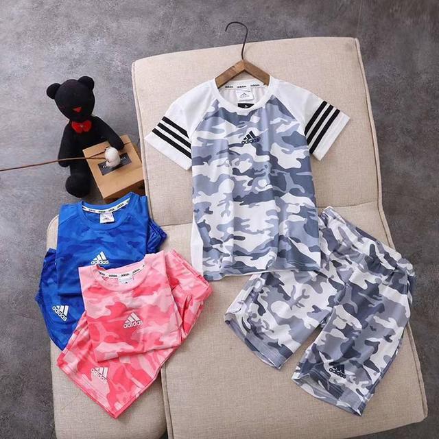 精品Adidas童裝套裝 高品質高CP