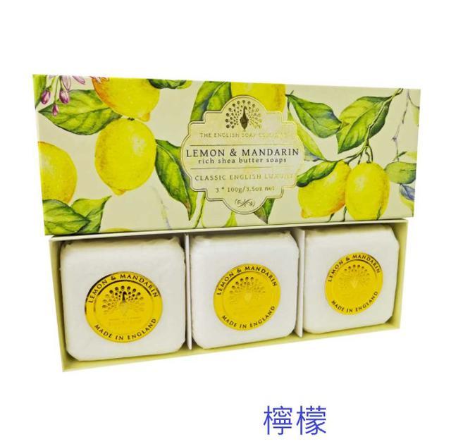 The English Soap Company天然香皂禮盒