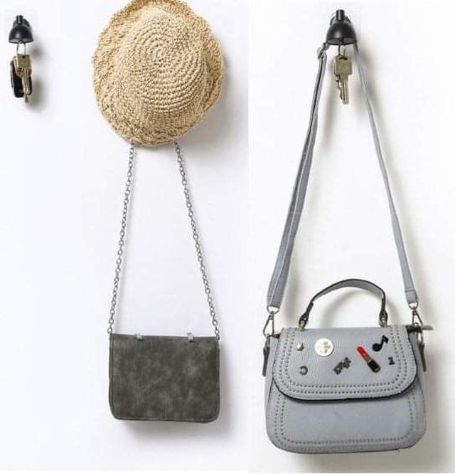 (預購S) G936 - 創意檯燈磁吸鑰匙掛架