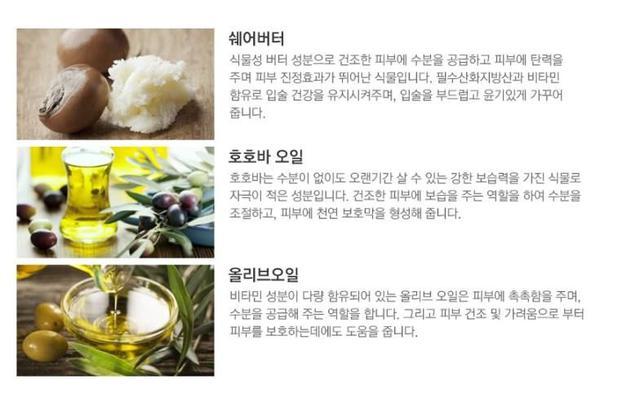 韓國 白色小公主兒童護唇膏 2.5g