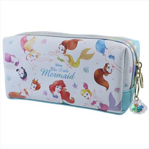 迪士尼公主 小美人魚 鉛筆盒 筆袋