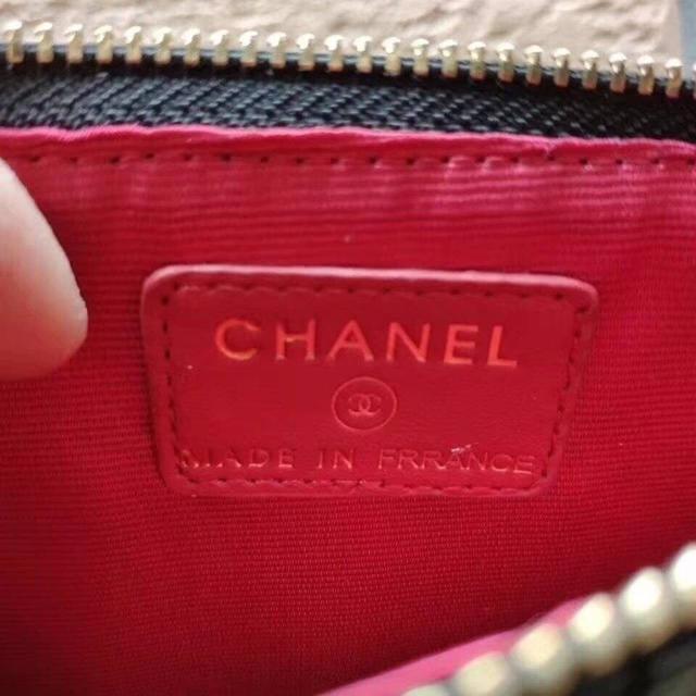 上新張柏芝推薦款小香手機包 錢包 卡包 大鈔包零錢包荔枝紋手拿包